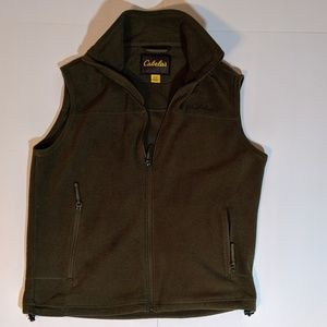 Cabela's Men's Fleece Vest- Medium